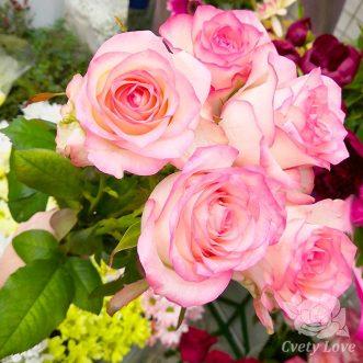 Букет из 5 роз Джамиля
